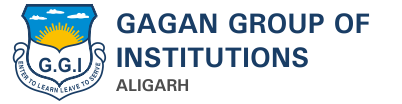 Gagan College logo